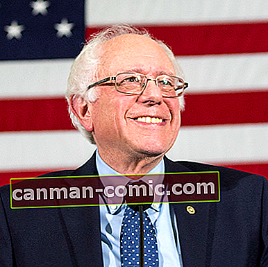 Bernie Sanders Tinggi, Berat, Wiki, Biografi, Usia, Istri, Kekayaan Bersih, Kehidupan Awal, Fakta