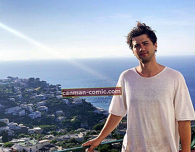Alex Fitzalan (Kepribadian Televisi) Biografi, Usia, Kekayaan, Hubungan, Tinggi, Berat, Karir, Orang Tua, Fakta