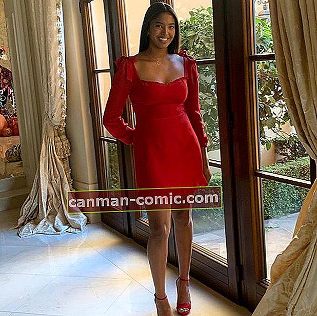 Natalia Diamante Bryant (Kobe Bryant Daughter) Bio, Wiki, Umur, Tinggi, Teman lelaki, Adik beradik, Ibu bapa, Fakta
