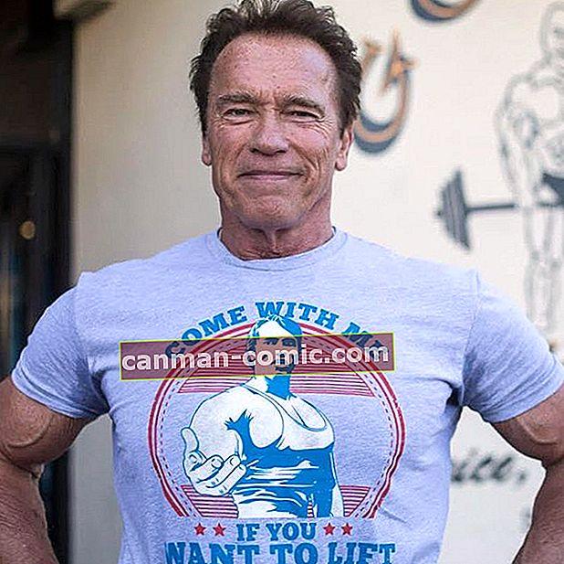 Arnold Schwarzenegger Bio, Umur, Tinggi, Berat, Wiki, Istri: 10 Fakta tentang Pembangun Tubuh