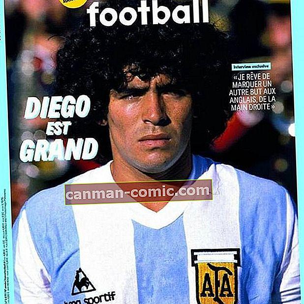 Diego Maradona (Pemain Bola Sepak) Wiki, Bio, Umur, Tinggi, Berat, Isteri, Nilai Bersih, Kerjaya, Fakta