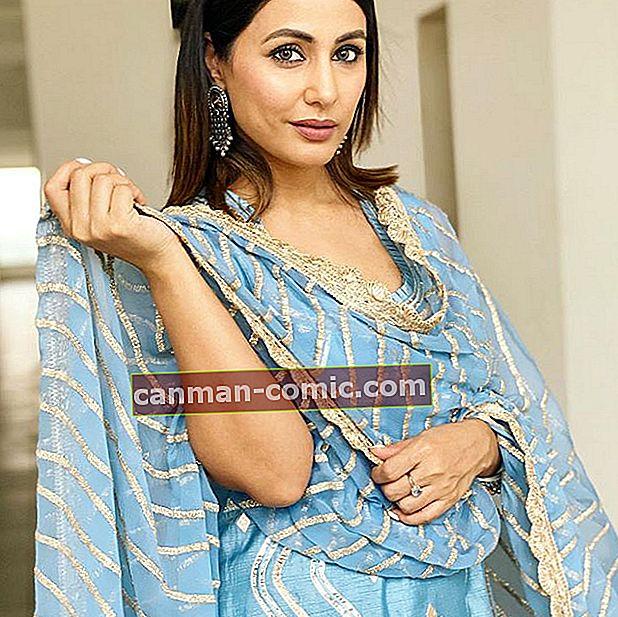 Hina Khan (Aktris TV) Wiki, Bio, Usia, Tinggi, Berat, Pacar, Kekayaan, Karir, Fakta