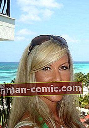 Rebecca Curci (Shawn Michaels Wife) Wiki, Bio, Umur, Tinggi, Berat, Suami, Nilai Bersih, Fakta