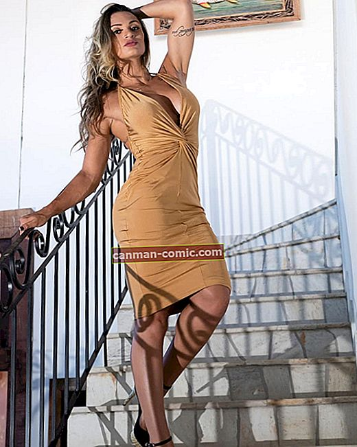 Joyce Vieira (MMA Fighter) Bio, Wiki, Umur, Tinggi Badan, Berat Badan, Pacar, Kekayaan Bersih, Orang Tua, Karir, Fakta