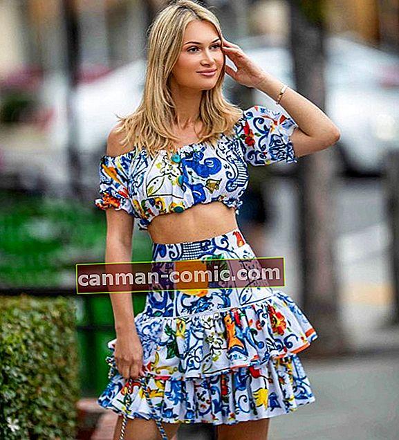Elle Rose (Model) Wiki, Biografi, Usia, Tinggi, Berat, Pacar, Kekayaan, Anak, Keluarga, Fakta
