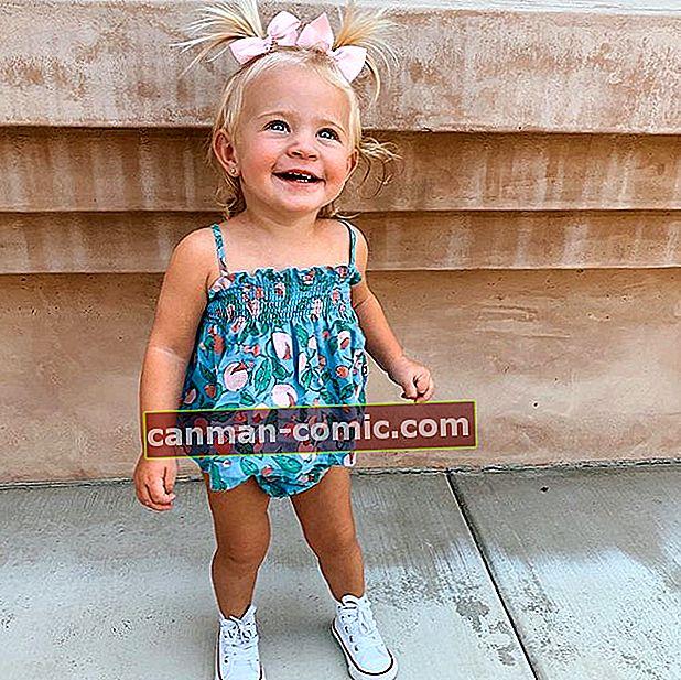 Posie Rayne LaBrant (Cole LaBrant Daughter) Wiki, Bio, Umur, Tinggi, Berat, Orang Tua, Sekolah, Fakta