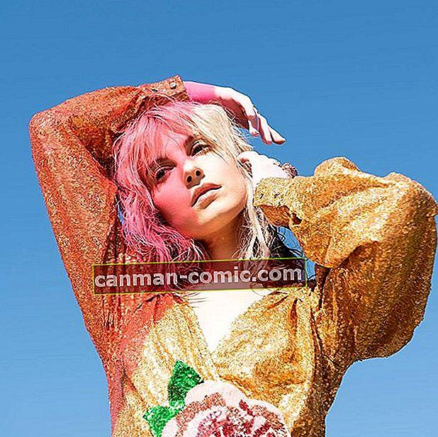 Hayley Williams (Penyanyi) Kekayaan Bersih, Pasangan, Kencan, Karir, Tinggi Badan, Berat Badan, Fakta