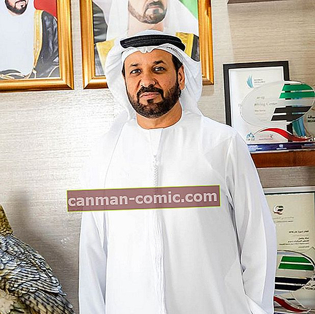 Saif Ahmed Belhasa (Entrepreneur) Wiki, Bio, Umur, Tinggi Badan, Berat Badan, Kekayaan Bersih, Istri, Anak, Fakta