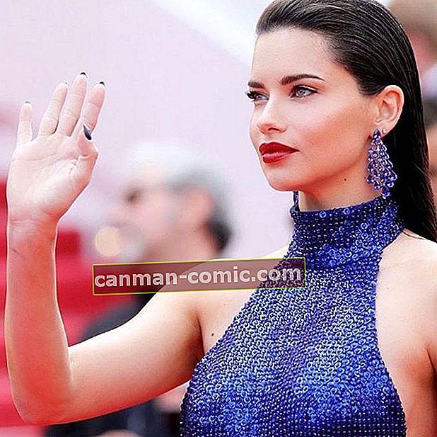 Adriana Lima (Model) Usia, Biografi, Wiki, Tinggi Badan, Berat Badan, Pasangan, Anak, Kekayaan Bersih, Fakta