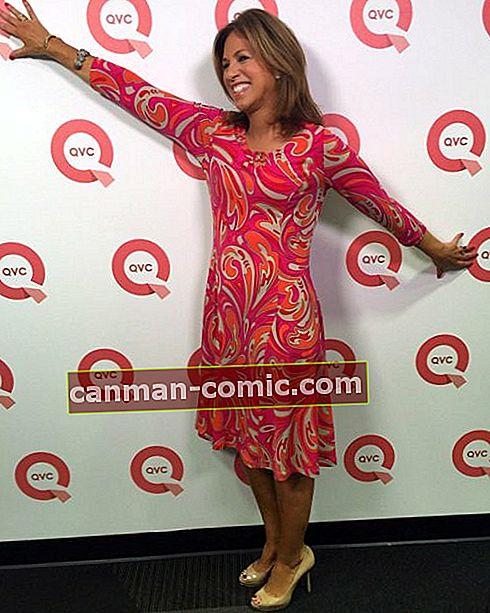 Susan Graver (QVC) Wiki, Biografi, Usia, Tinggi, Berat, Suami, Anak, Keluarga, Kekayaan, Karir, Fakta