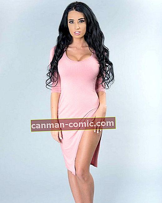 Paris Roxanne (Model) Wikipedia, Bio, Umur, Tinggi, Berat, Pacar, Kekayaan, Fakta