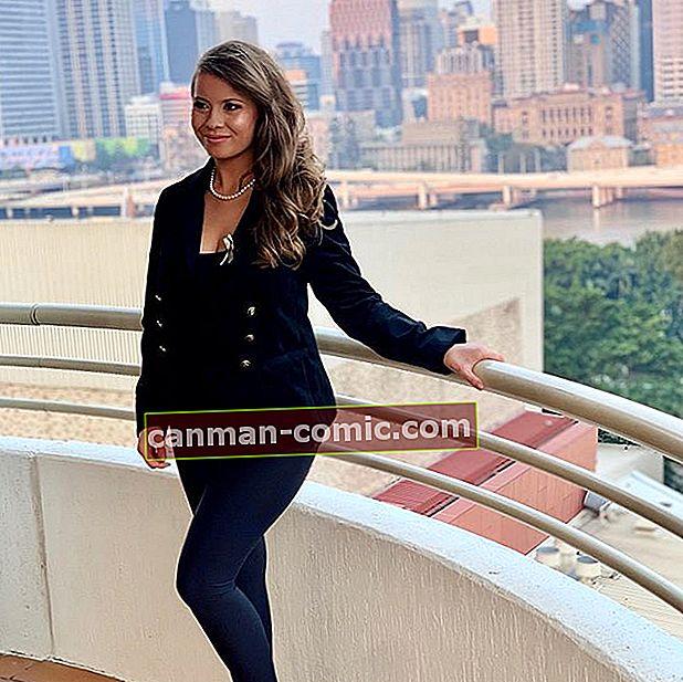 Bindi Irwin (Television Personality) Bio, Pacar, Umur, Tinggi Badan, Berat Badan, Ukuran Tubuh, Kekayaan Bersih, Fakta