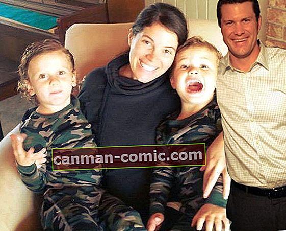 Samantha Hegseth (Pete Hegseth Ex-Wife) Wiki, Bio, Umur, Tinggi, Berat, Suami, Kekayaan Bersih, Fakta