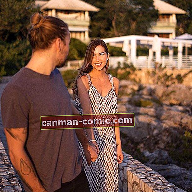 Jessie Nadeau dan PH Cantin Breakup