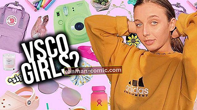 Apa itu gadis VSCO: Meme, Tren & Penjelasan Kata VSCO gadis
