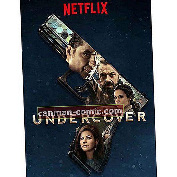 Serial TV Undercover Season 2: Penjelasan Pemeran, Tanggal Rilis, Trailer, dan Plot