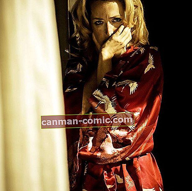 Gillian Anderson Suami, Putri, Kencan, Pacar, Hubungan