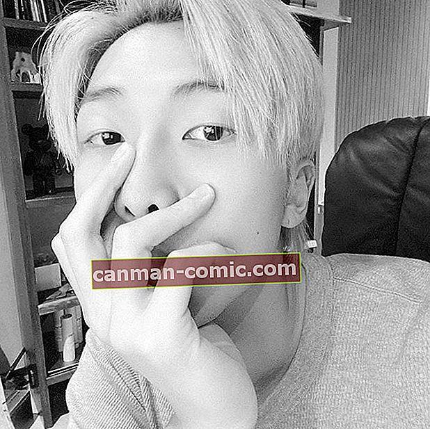 RM (BTS) Bio, Usia, Fakta, Tinggi, Pacar