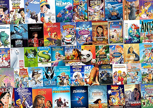 Daftar 10 besar film animasi terlaris tahun 2020