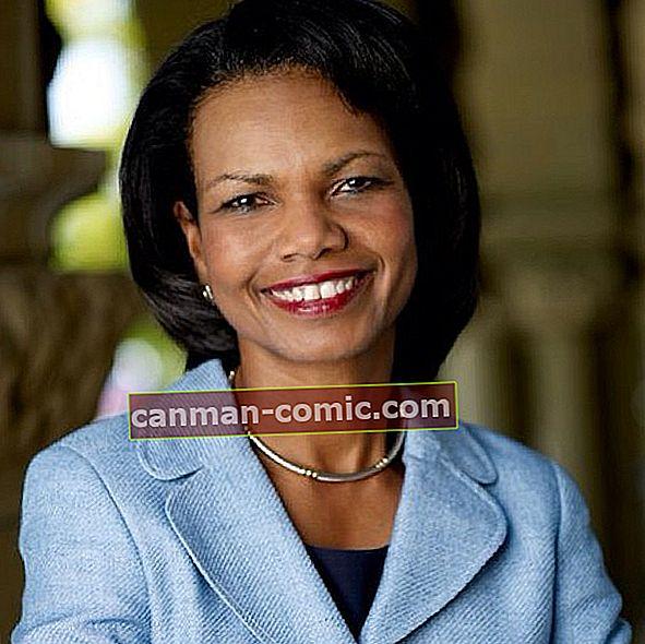 Condoleezza Rice (Politician) Wiki, Bio, Tinggi, Berat, Kekayaan, Suami, Karir, Keluarga, Fakta