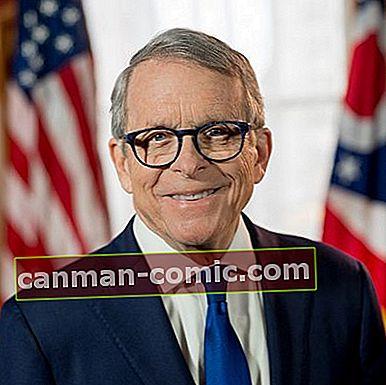 Майк ДеВайн (губернатор штату Огайо) Зарплата, чиста вартість, біографія, вікі, вік, дружина, діти, кар'єра, факти