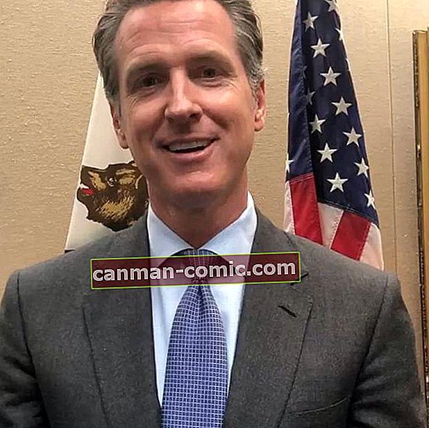 ギャビンニューサム(カリフォルニア州知事)純資産、年齢、経歴、ウィキ、妻、子供、キャリア、事実