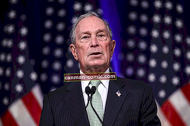 Michael Bloomberg (Ahli Politik) Nilai Bersih, Isteri, Bio, Wiki, Umur, Anak-anak, Tinggi, Berat, Kerjaya, Fakta