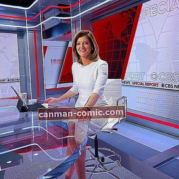 Нора О'Доннелл (журналістка) Вікі, біографія, вік, зріст, вага, виміри, чоловік, вартість, факти