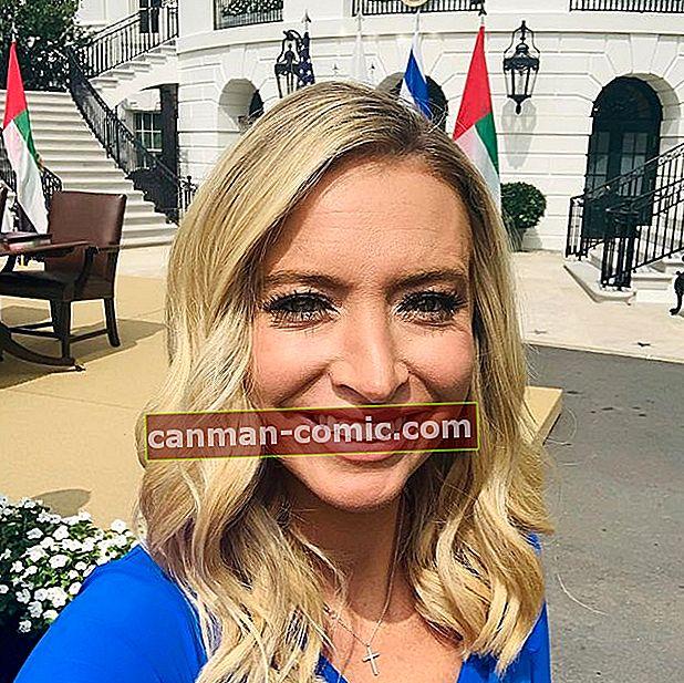 Kayleigh McEnany (журналіст) Wiki, біографія, вік, зріст, вага, виміри, чоловік, чиста вартість, факти
