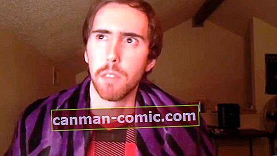 Asmongold (Twitch Star) Вікіпедія, біографія, вік, зріст, вага, подруга, чиста вартість, кар'єра, факти