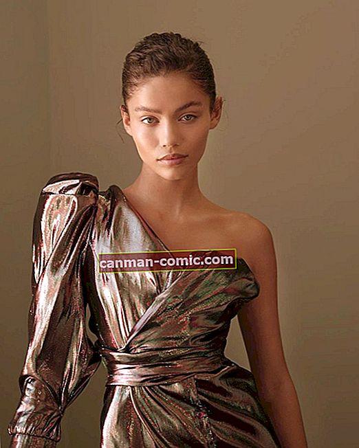 Одреяна Мішель (модель) Вік, біографія, вікі, зріст, вага, виміри, чиста вартість, хлопець, кар'єра, сім'я, факти