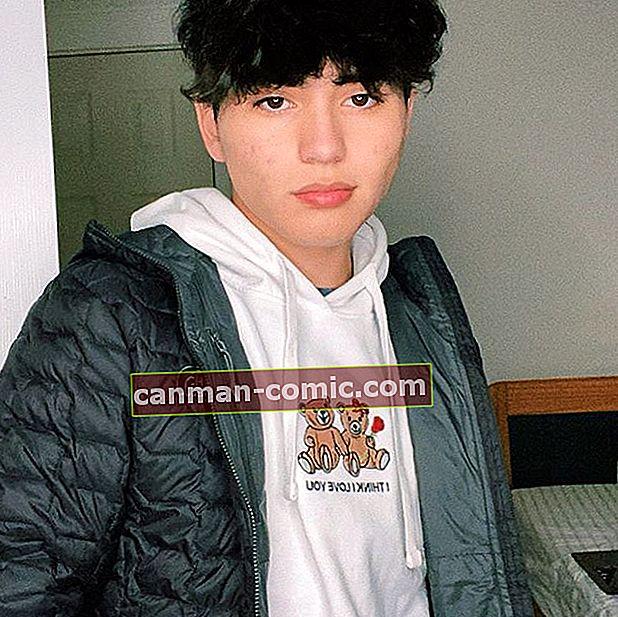 Kairi Cosentino (TikToker) Wikipedia, Biyo, Yaş, Boy, Kilo, Kız Arkadaş, Net Değer, Aile, Kariyer, Gerçekler