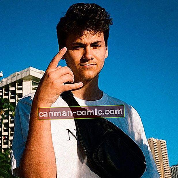 Matty Smokes (Youtuber) Usia, Biografi, Wiki, Tinggi Badan, Berat Badan, Pacar, Kekayaan Bersih, Fakta