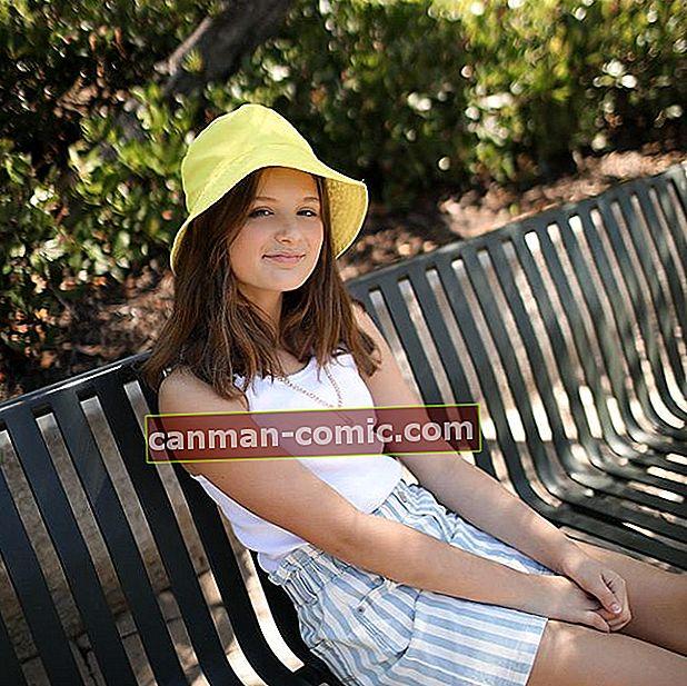 Hayley LeBlanc (Youtuber) Wiki, Bio, Usia, Tinggi, Berat, Kekayaan, Karir, Pacar, Keluarga, Fakta