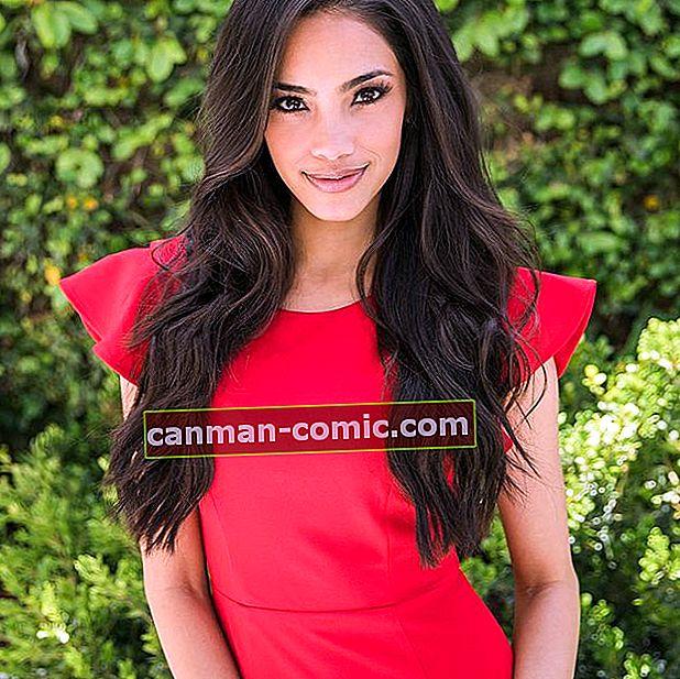 Bryiana Noelle Flores (Isteri Rob Dyrdek) Wiki, Bio, Umur, Tinggi, Berat, Suami, Nilai Bersih, Fakta
