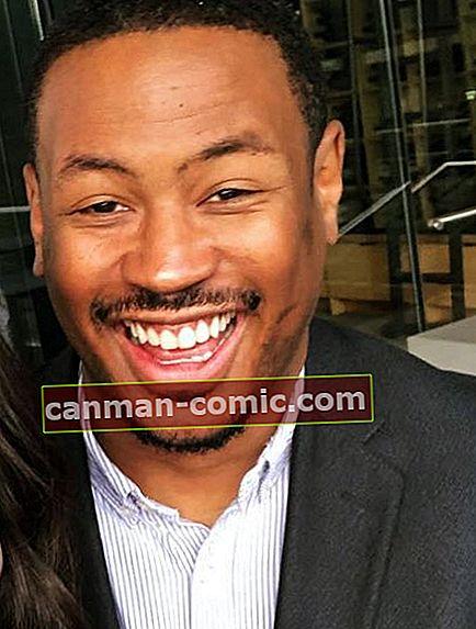 Marcus Glenn Richardson (Abby Phillip Husband) Wiki, Bio, Umur, Tinggi Badan, Berat Badan, Istri, Kekayaan Bersih, Fakta