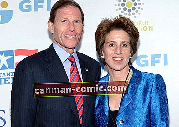 Cynthia Malkin (Richard Blumenthal Wife) Wiki, Bio, Umur, Tinggi, Berat, Suami, Kekayaan, Fakta