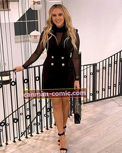 ケイティ・グッドランド(ハリー・ケインの妻)Wiki、経歴、年齢、身長、体重、夫、子供、純資産、事実