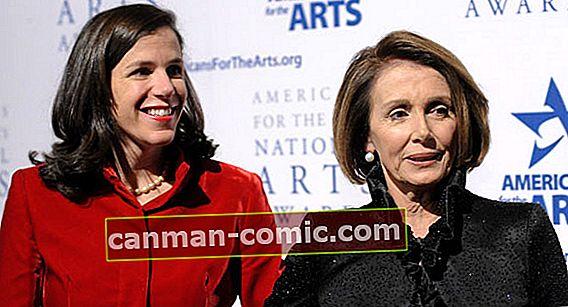 Jacqueline Pelosi (Nancy Pelosi Putri) Wikipedia, Bio, Usia, Tinggi, Berat, Suami, Fakta