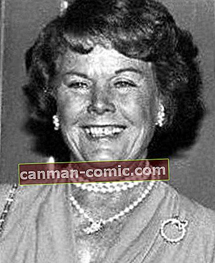 Edith Mack Hirsch Wikipedia, Biografi, Usia, Tinggi, Berat, Suami, Kekayaan, Fakta